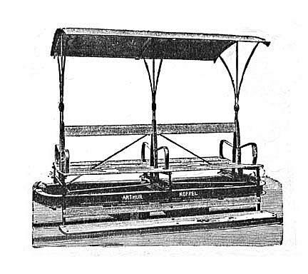 O&K - Sitzwagen laengst