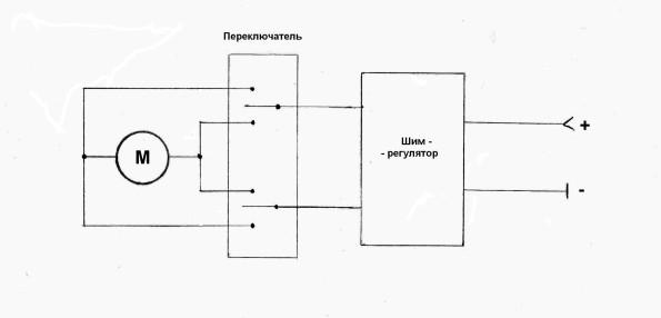 АПД схема тяговая