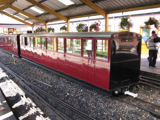 Passenger-coach